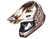 Suomy MX Jump S-Line Helmet Orange XS