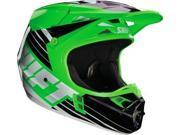 Shift Assault 2016 MX/Offroad Helmet Green/Black SM