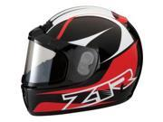 Z1R Phantom Peak Full-Face Helmet Red/White/Black SM 9SIA1453SR2605