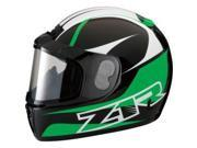 Z1R Phantom Peak Full-Face Helmet Green/Black/White MD 9SIA1453SR2738