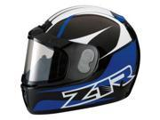 Z1R Phantom Peak Full-Face Helmet Blue/Black/White SM 9SIA1453SR2959
