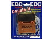 EBC Double-H Sintered Brake Pads Rear Fits 96-01 Yamaha XVZ1300A Royal Star