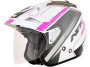 AFX FX-50 Signal Open Face Helmet Fuchsia MD 9SIA1454WR5909