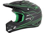 AFX FX-17 Mainline MX Offroad Helmet Green/Black LG 9SIA1454WR6325