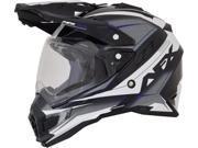 AFX FX-41DS Dual Sport 2016 Eiger Full Face Helmet Blue SM 9SIA1454WU0850