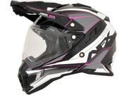 AFX FX-41DS Dual Sport Eiger Full Face Helmet Fuchsia LG 9SIA1454WU1332