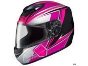 HJC CS-R2 Seca Motorcycle Helmet Pink/Black MD 9SIA1452T07662