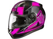 HJC CL-Y Striker Youth Street Helmet Pink/Black MD 9SIA1453FB3508