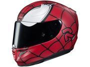HJC RPHA-11 Pro Spiderman Motorcycle Helmet Red/BlackWhite SM 9SIA14555W0318