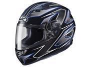 HJC CS-R3 Spike Full Face Helmet Blue/Black/White SM 9SIA14546E7715