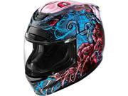 Icon Airmada Sugar Motorcycle Helmet Sugar Small 9SIA1453FB2711