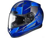 HJC CL-17 Striker Full Face Helmet Blue/Silver LG 9SIA1453FB3762