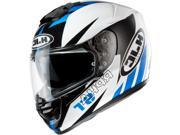 HJC RPHA ST Rugal Full Face Helmet Blue/White/Black LG 9SIA1452YX8535