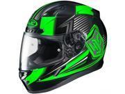 HJC CL-17 Striker Full Face Helmet Green/Black SM 9SIA1453PM1528