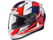 HJC CL-17 Striker Full Face Helmet Red/White/Blue LG 9SIA1453PN4980