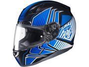 HJC CL-17 Redline Full Face Helmet Blue SM 9SIA1452T14761