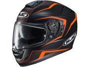 HJC RPHA-ST Dabin Full Face Helmet Black/Orange LG 9SIA1454X83946