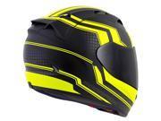 Scorpion EXO-T1200 Alias Full Face Helmet  Neon Yellow/Black XL 9SIA1452T28742