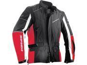 Spidi Voyager Textile Touring Jacket Red 2XL 9SIA1450UW0845