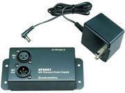 Audio-Technica AT8801 Single Channel Phantom Power Adapter