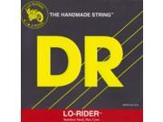 DR Lo Rider Stainless Steel Medium 5 String Bass Guitar Strings