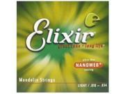 Elixir Mandolin Medium - Nanoweb