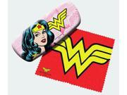 Wonder Woman Eyeglass Case and Cleaner
