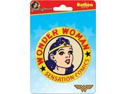 "Wonder Woman Sensation Comics 3"""" Button"" 9SIA14G0YE8077"