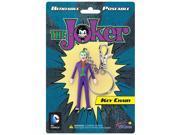 The Joker Batman Bendable Keychain 9SIA77T3GJ7083