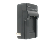 TechFuel Travel Battery Charger for Panasonic SDR-S26 Camcorder