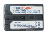 TechFuel Li-ion Rechargeable Battery for Sony Cyber-shot DSC-S30 Digital Camera