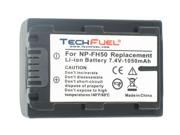TechFuel Li-ion Rechargeable Battery for Sony Cyber-shot DSC-HX100V Digital Camera