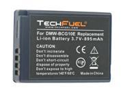 TechFuel Li-ion Rechargeable Battery for Panasonic Lumix DMC-ZS3R Digital Camera