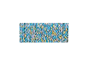 Kreinik Blending Filament 1 Ply 50 Meters (55 Yards)-Confetti Blue