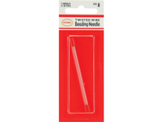 Twisted Wire Beading Needles 5/Pkg-Size 8