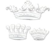 Her Majesty Resin Embellishment-