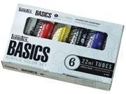 Alvin 101501 Basics Acrylics Intro Set-6