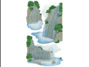 Jolee's Boutique Le Grande Dimensional Sticker-Vellum Waterfall