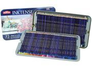 Derwent Inktense Pencil Set 72/Tin-