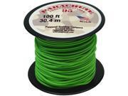 Parachute Cord 95 100 Feet/Roll-Neon Green
