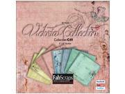 """Victoria Mini Paper Collection 8""""X8"""" Booklet-80 Single-Sided Sheets"""