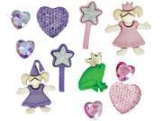 Dress It Up Embellishments-Little Princess