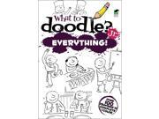 Dover Publications-What To Doodle? Jr. Everything!
