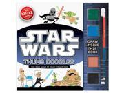 Star Wars Thumb Doodles Book Kit-