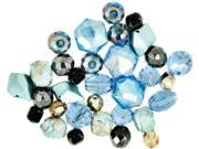 Design Elements Beads-Aquatic