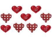 Dress It Up Embellishments-Gift Of Love