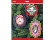 Jolee's Christmas Felt Ornament Kit-