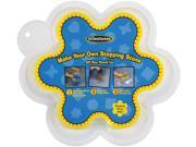 Stepping Stone Mold-Flower 8""