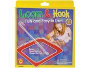 Pepperell Braiding Company PEPLOOM1 Loom & Hook