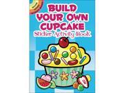 Dover Publications-Build Your Own Cupcake Sticker Activity